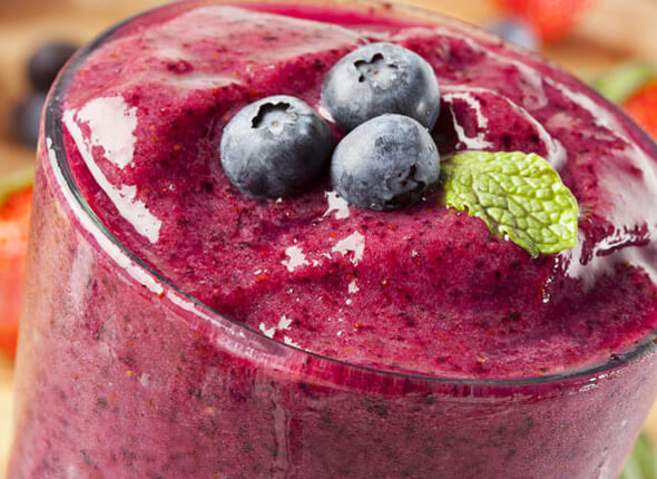 page142-Video-of-blueberry-smoothie